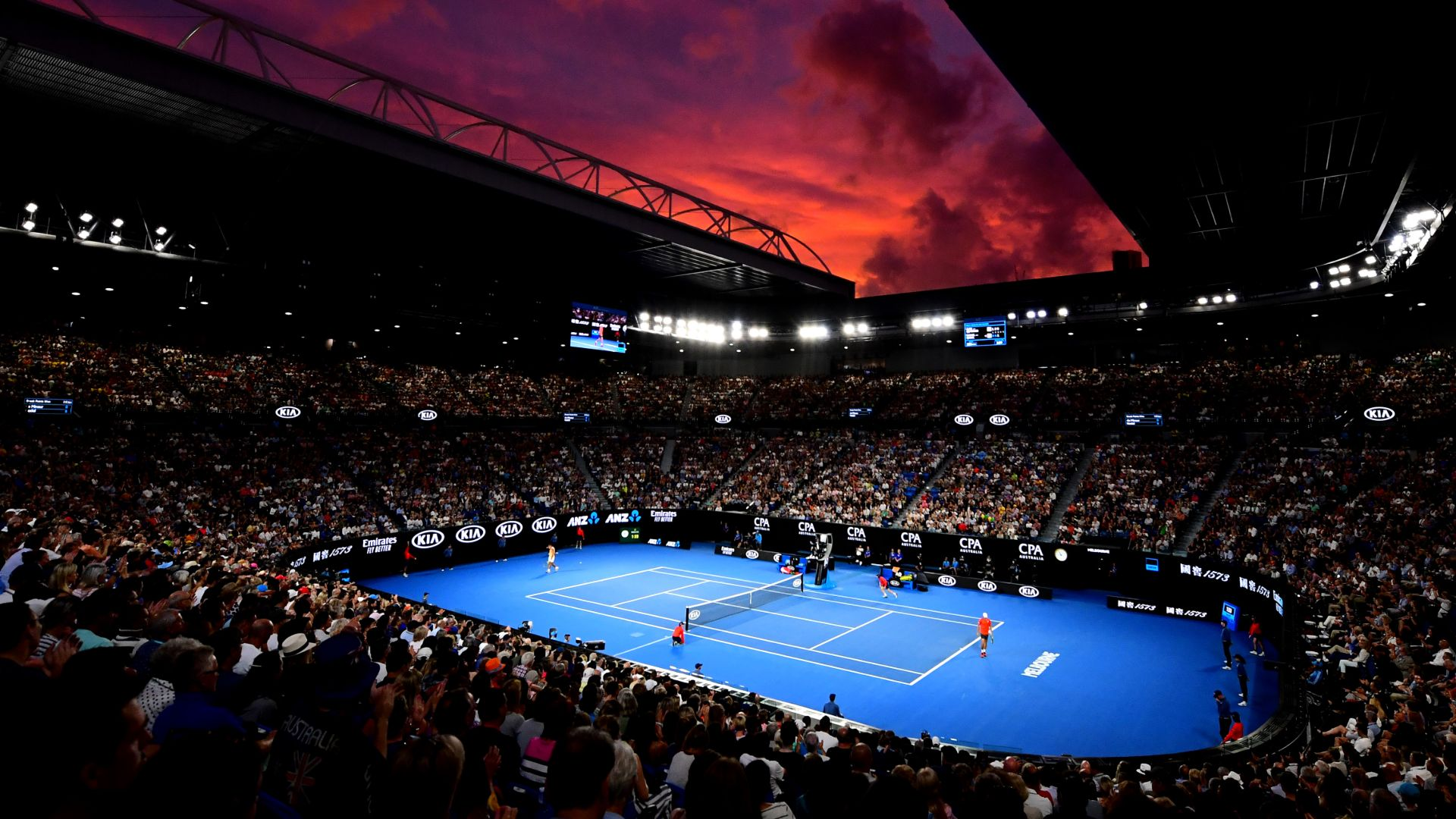 Australian Open 2021 - Rod Laver Arena