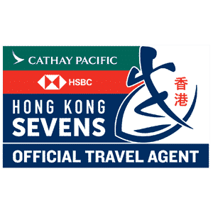 Hong Kong Sevens Official Travel Agent logo