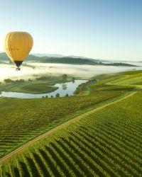 Yarra Valley hot air balloon