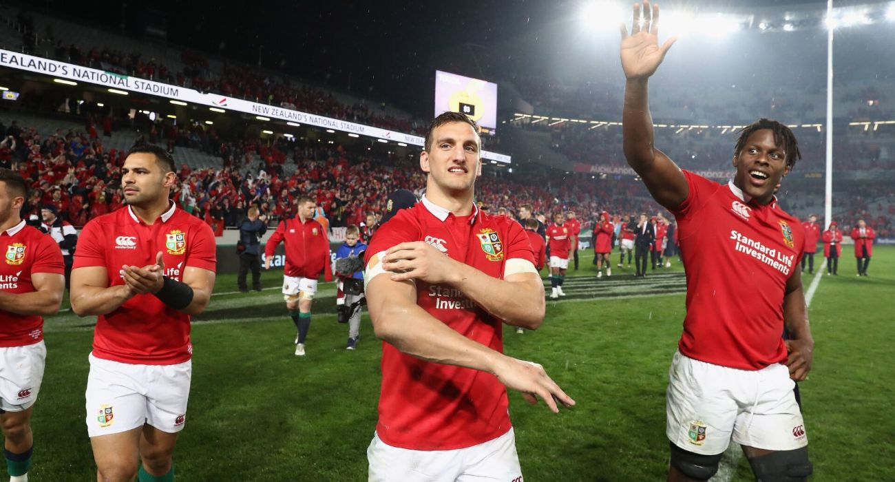 British Lions Tour 2021 South Africa