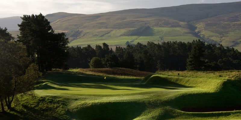 Gleneagles Hotel Kings Course