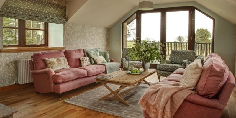 Hawkswood Country Estate lounge