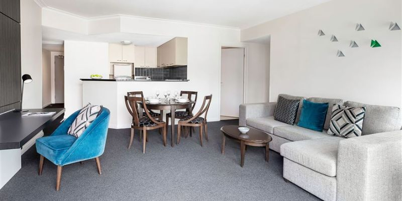 Mantra on Russell 2 bedroom apartment