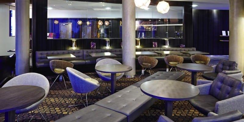 Novotel Edinburgh Park lounge