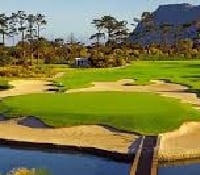 South Africa golf
