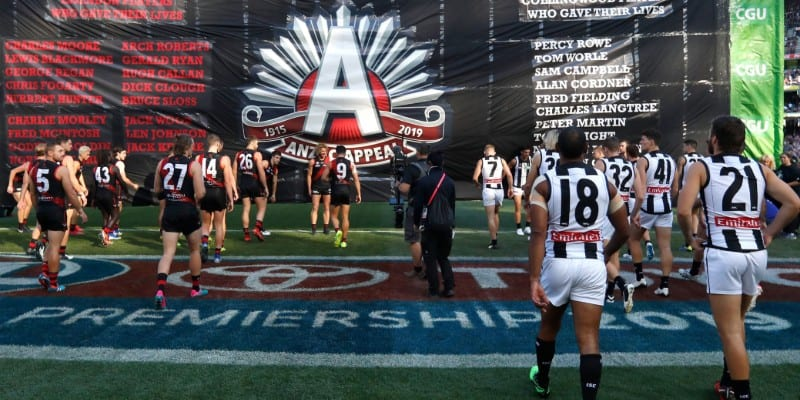 AFL Anzac Day 2021 - Express Package