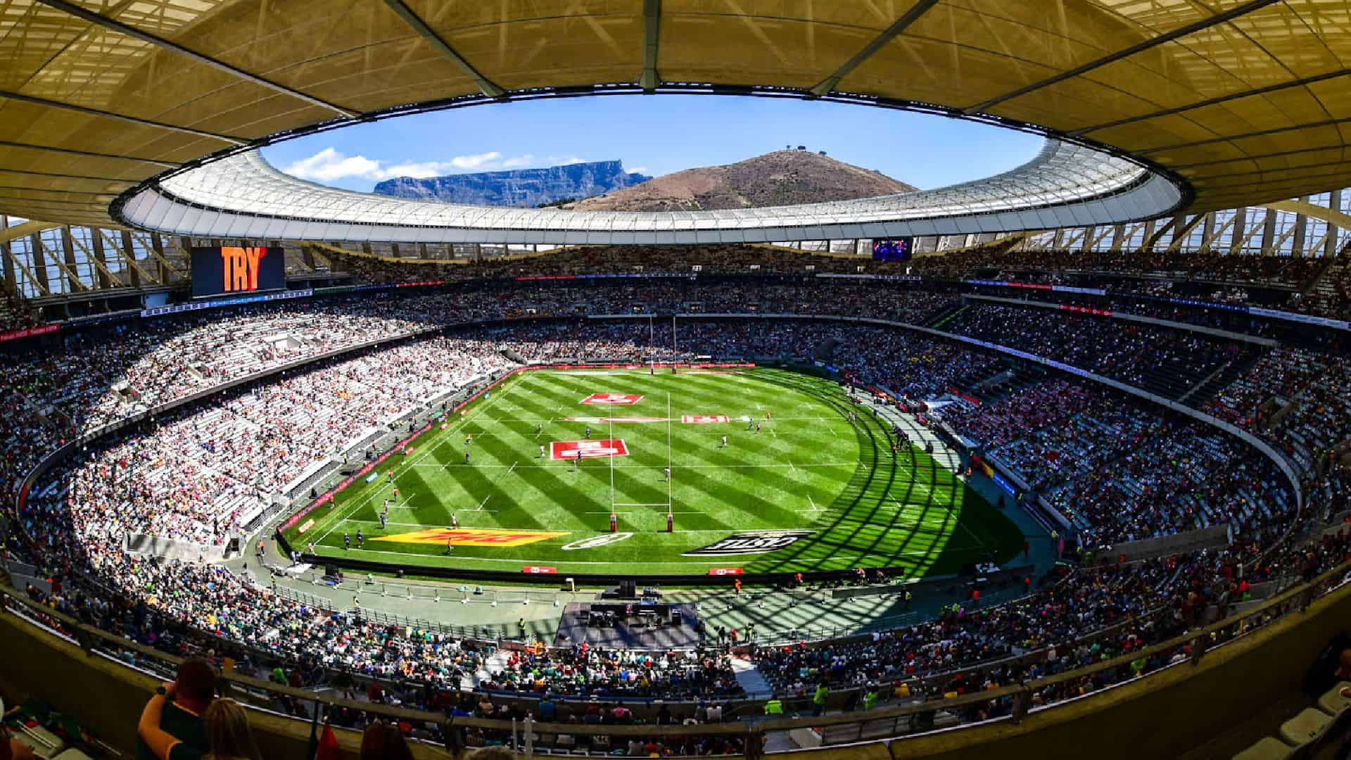 Cape Town Stadium - Rugby World Cup Sevens 2022 Cape Town