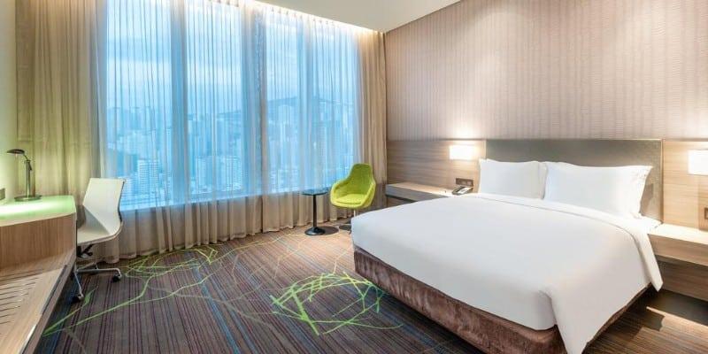 Holiday Inn Express Hong Kong