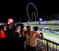 Hospitality Singapore Grand Prix