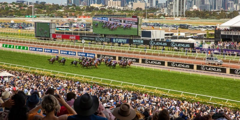 Melbourne Cup Express