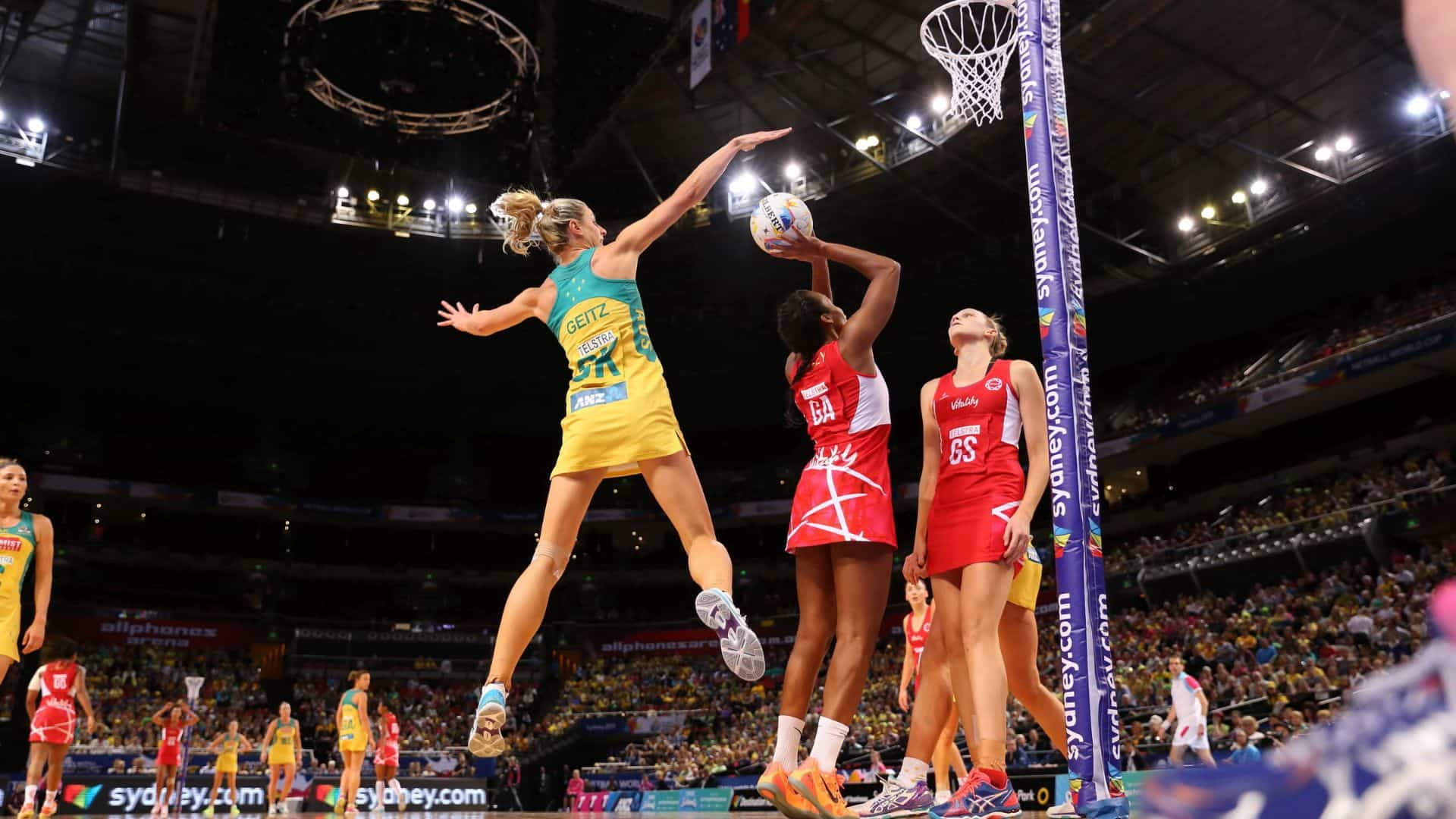 Netball World Cup 2023 South Africa