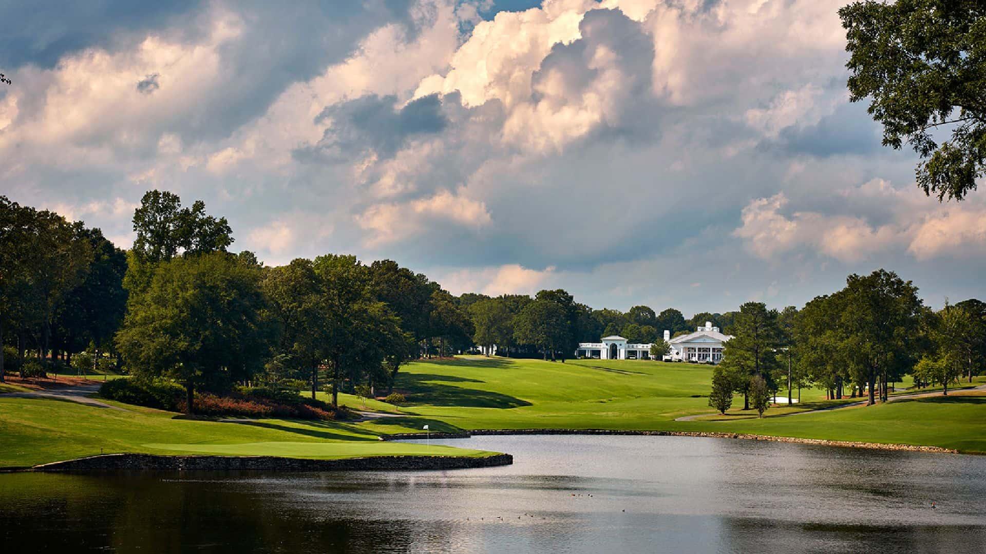 Quail Hollow Golf Club North Carolina