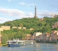 Rhone River Lyon River Cruise