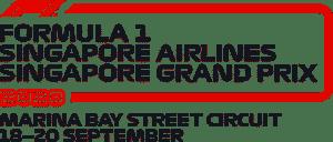 Singapore Grand Prix 2020 Logo