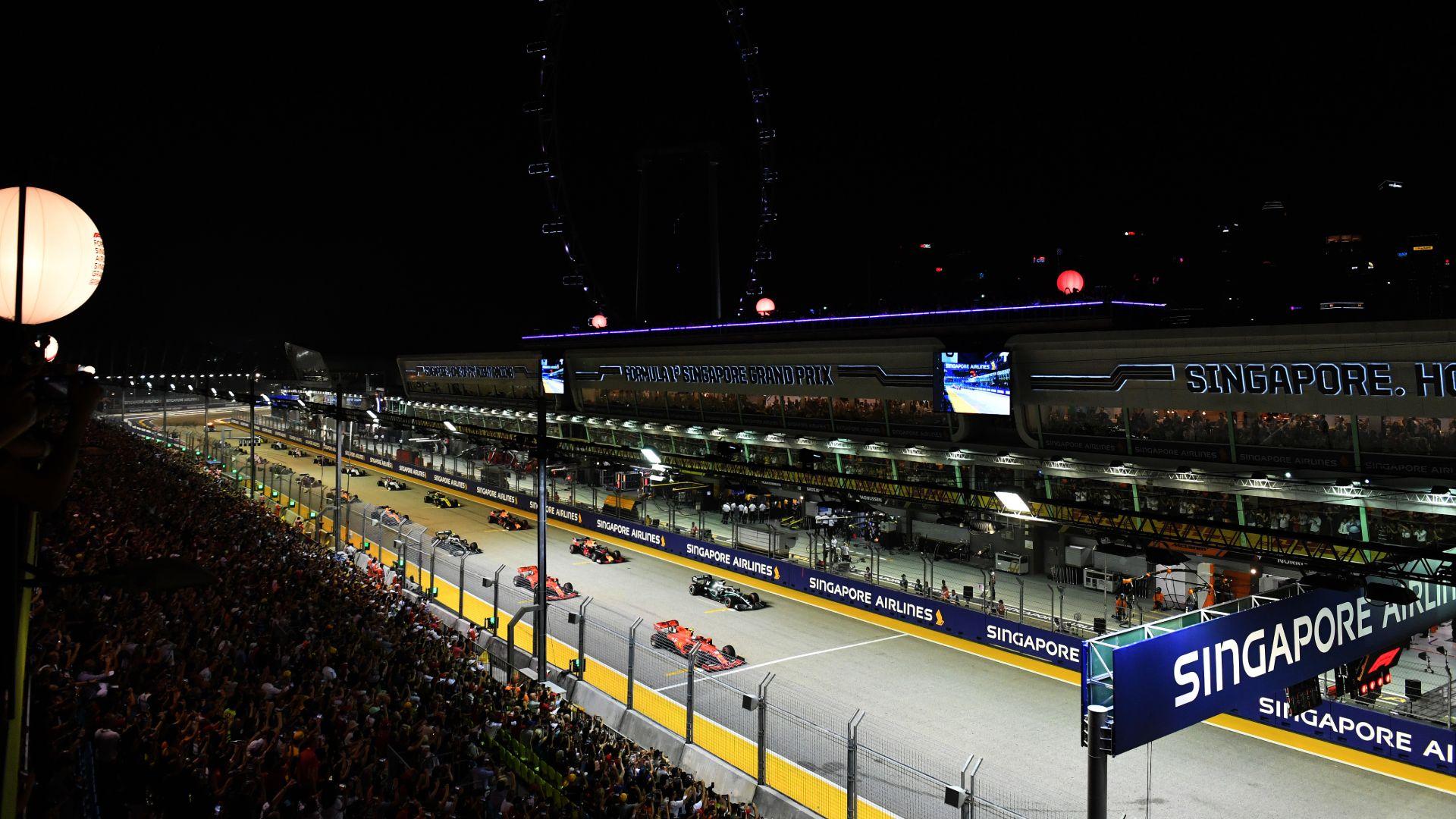 Singapore Grand Prix 2022