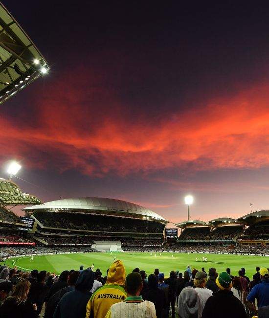 2021-22 Vodafone Ashes Series - Adelaide Oval
