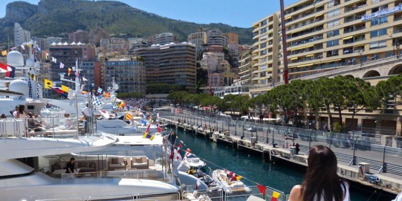 Monaco Grand Prix 2021 - Superyacht Package | Events Travel