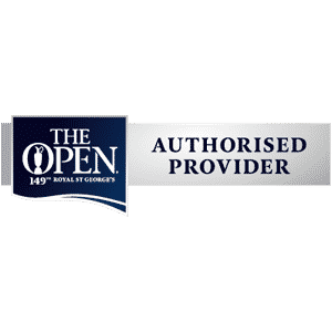The 149th Open Authorised Provider Logo