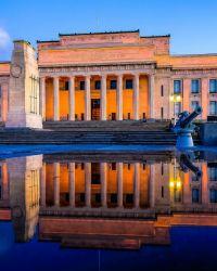 Auckland Museum - NZ