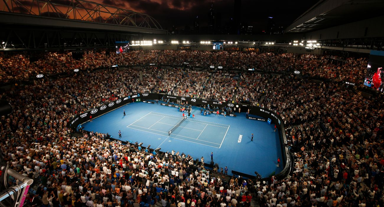 Australian Open 2022 Official Packages