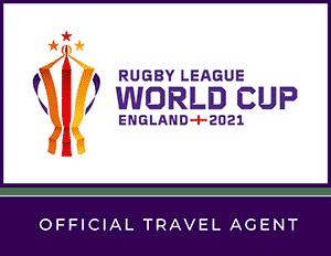 Rugby League World Cup England 2021 - OTA Logo
