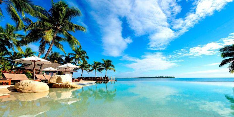 Sheraton Denarau Villas - pool