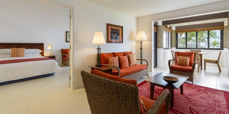 Sheraton Denarau Villas - rooms
