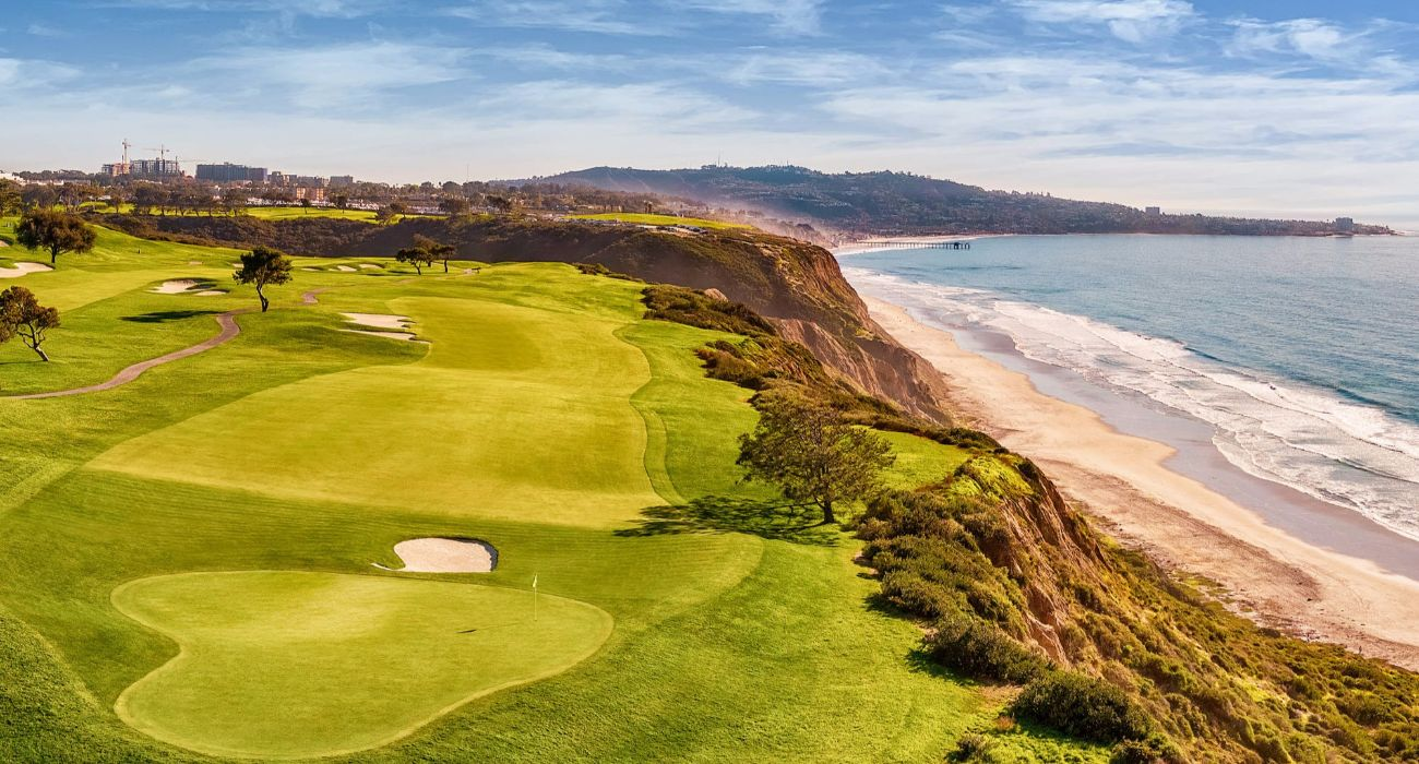 2021 US Open - Torrey Pines South Course Hole 4