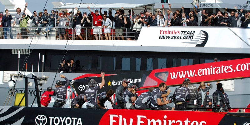 America's Cup 2021 - Shared Hospitality