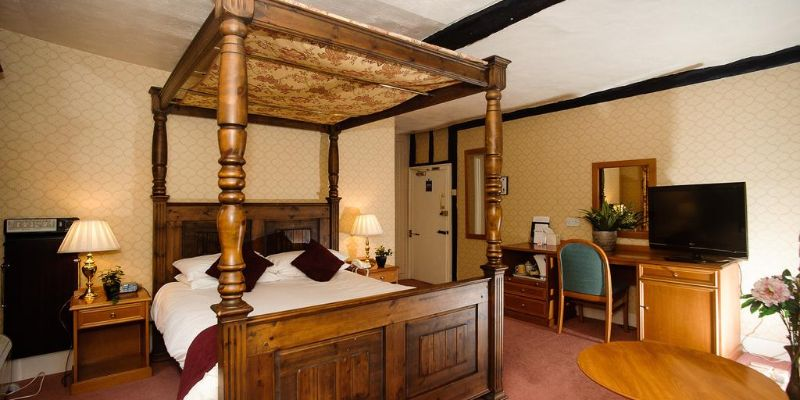 Howfield Manor Hotel, Canterbury rooms