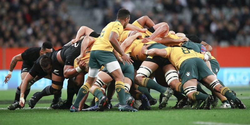 Wallabies vs All Blacks, 12 December - The Rugby Championship