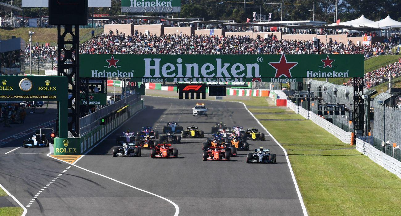 Formula 1 Japanese Grand Prix 2021