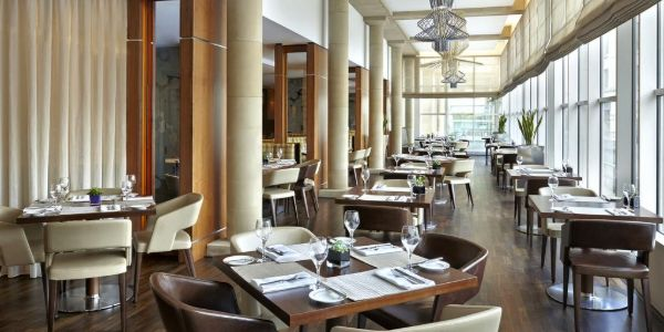 Sheraton Grand Hotel & Spa Edinburgh - dining