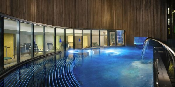 Sheraton Grand Hotel & Spa Edinburgh - spa