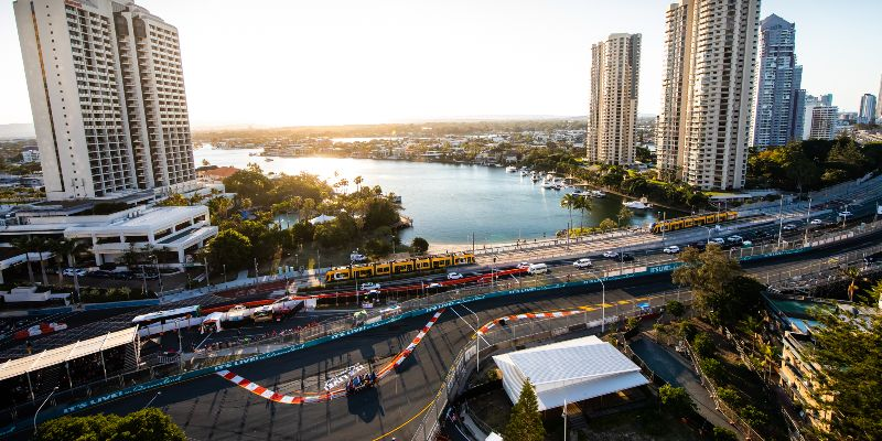 Gold Coast 500 2021 - Express Package
