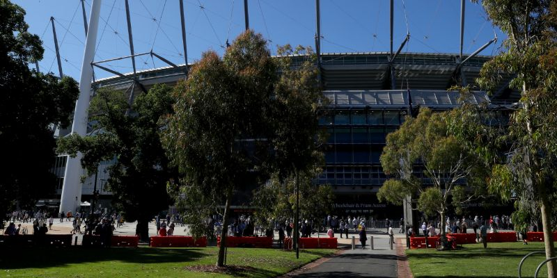 Ashes 2021 Melbourne Test MCG 1
