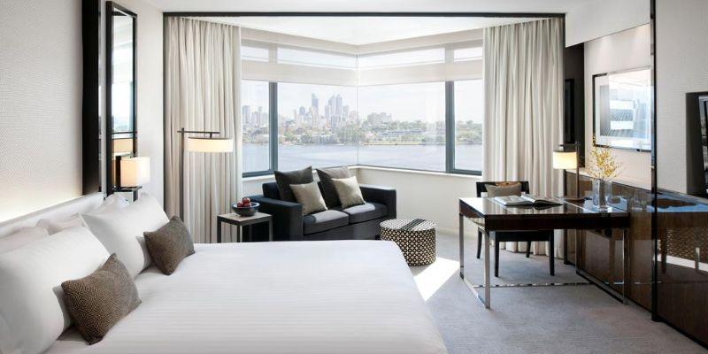 Crown Metropol Perth room