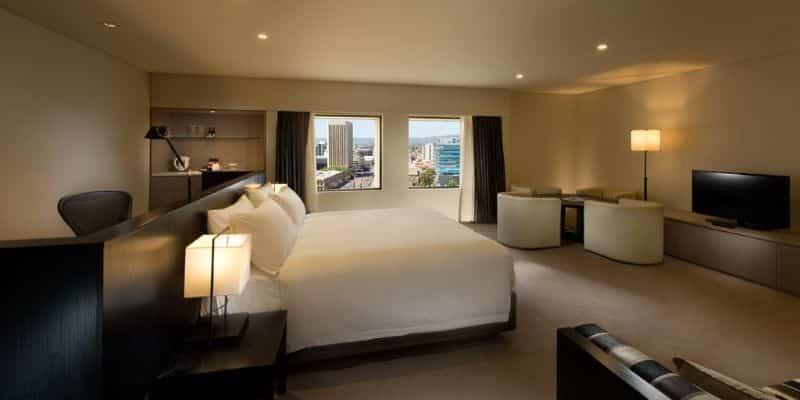 Hilton Adelaide rooms