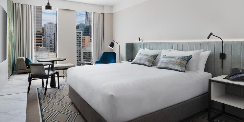 Hilton Melbourne rooms