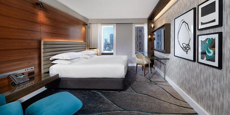 Hilton Sydney rooms