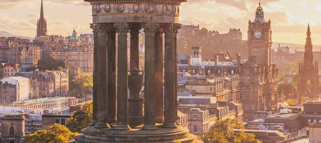 Open 2022 Packages - Edinburgh