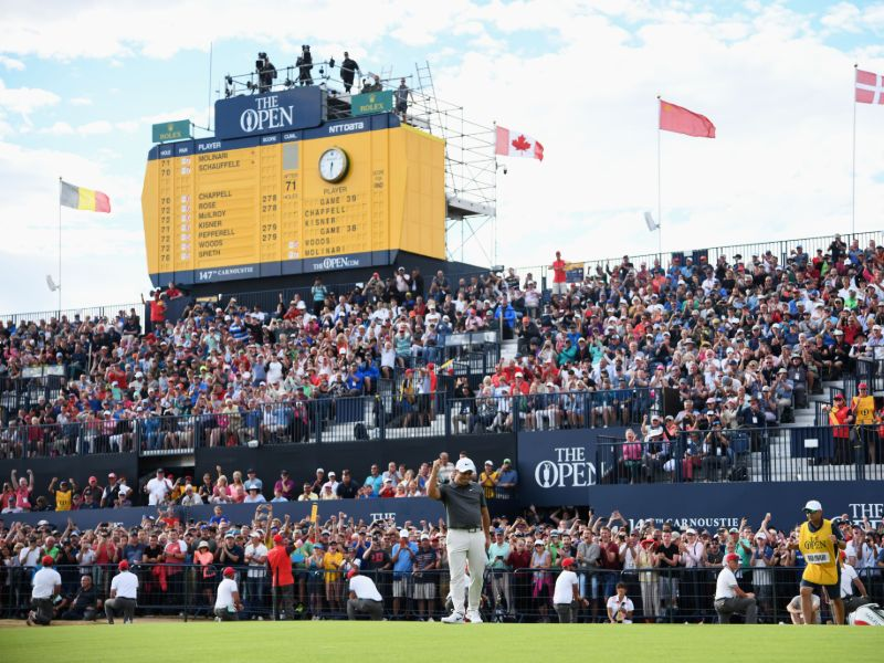 The 151st Open - Thomson Package