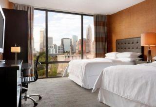 Sheraton Charlotte rooms
