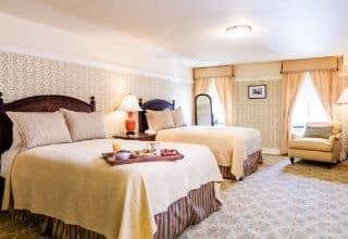 The Holly Inn double room
