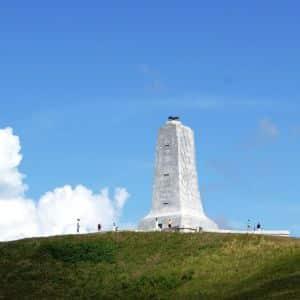 Wright Brothers Memorial, North Carolina