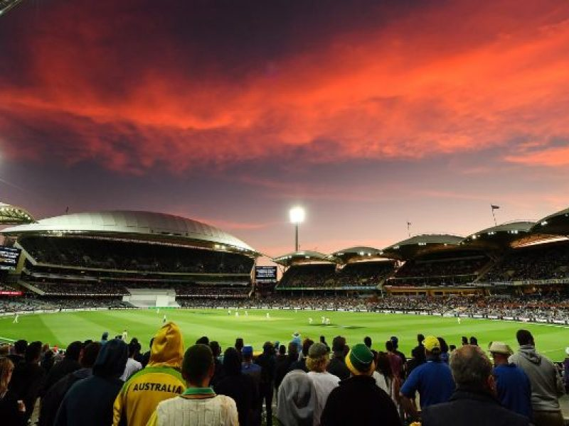 Ashes 2021 Adelaide Test Adelaide Oval 1
