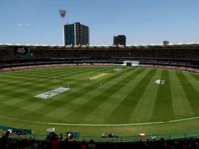 Ashes 2021 Brisbane Test - Gabba 1
