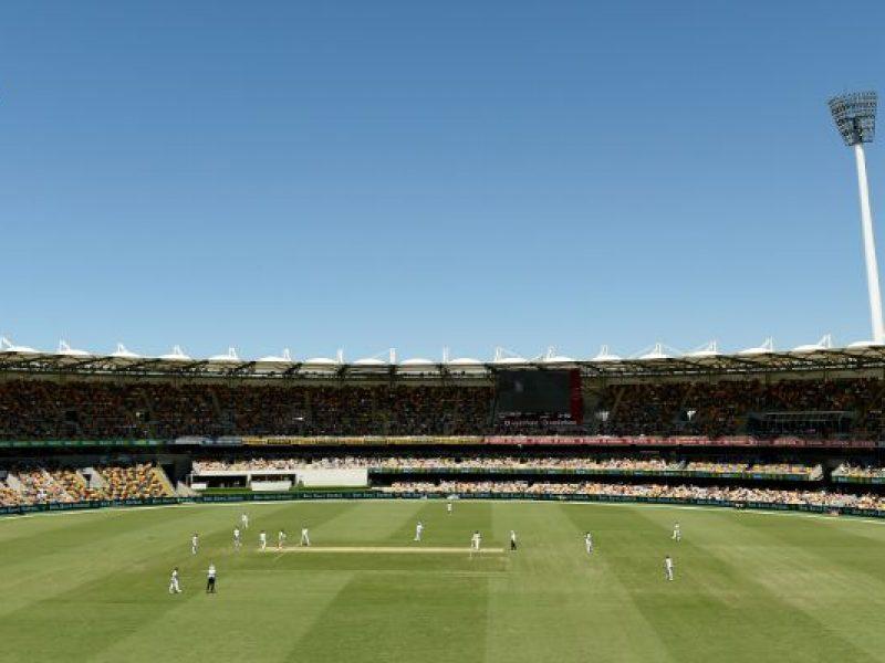 Ashes 2021 Brisbane Test - Gabba 2