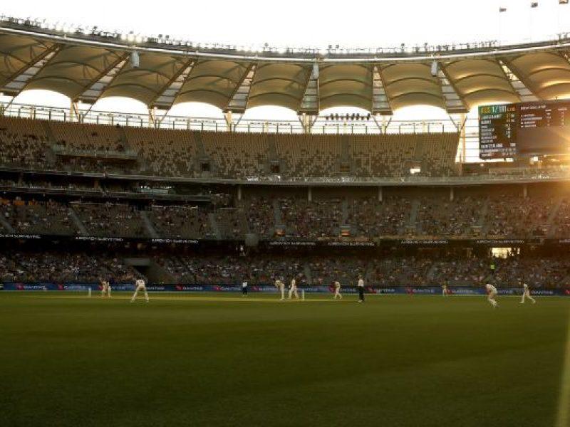 Ashes 2021 Perth Test Perth Stadium 2