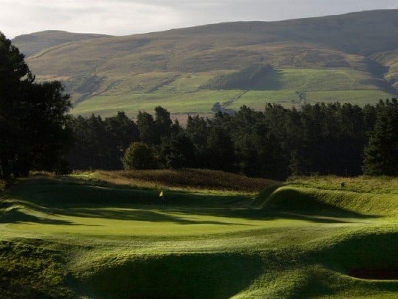Gleneagles Hotel Kings Course